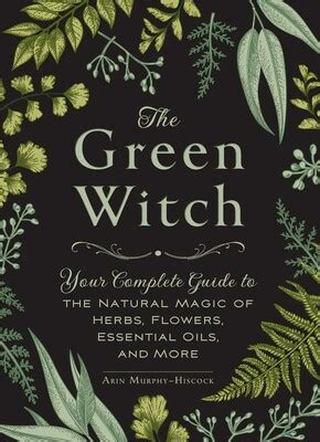 green witch book  arin murphy hiscock official