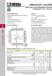 transistor d2539 datasheet transistor hbt datasheet 28 images hmc741st8909 4555821 pdf datasheet ic on line mmg3014nt1