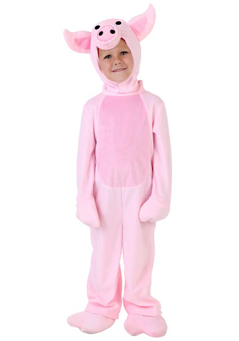 Toddler Pig Halloween Costume | toddler pig costume