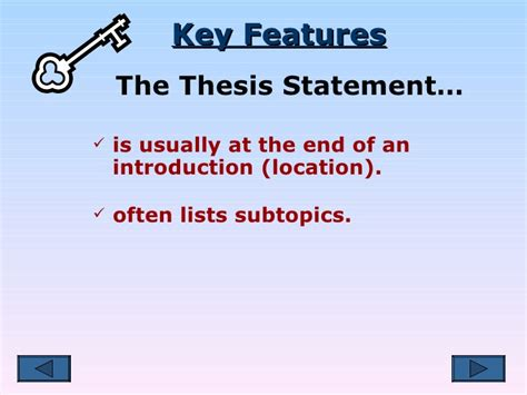 thesis about education slideshare thesis statement subtopics and location