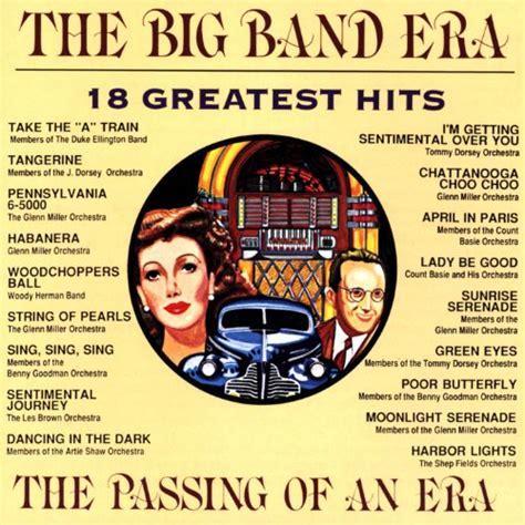 swing music hits 40 s music big band era classic love songs and swing