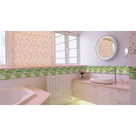 cheap glass tiles for kitchen backsplashes glass mosaic tiles cheap fashion tile bathroom wall stickers kitchen backsplash