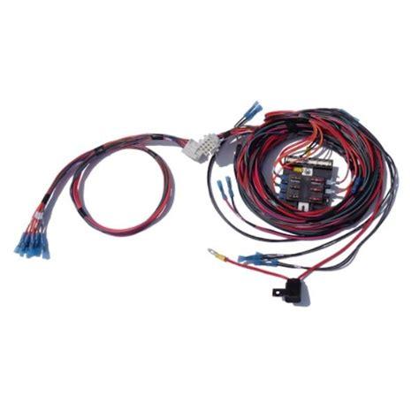 pontoon boat wiring harness