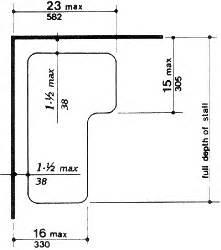Wheelchair Accessible Bathroom Design fig 36 shower seat design