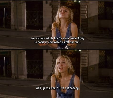 film z quotes kristen bell realizes the perfect guy that will sweep her