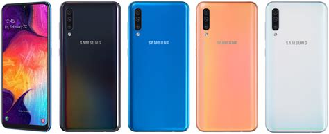 Samsung Galaxy A50 128gb Review by Samsung Galaxy A50 128gb Dual Sim Specs And Price Phonegg