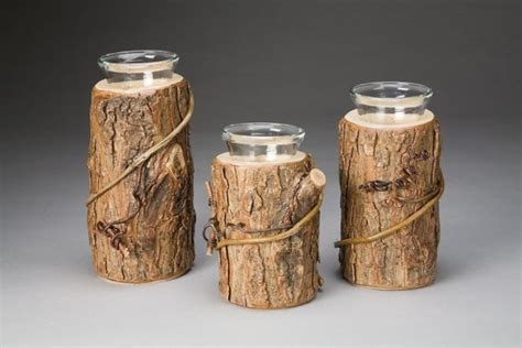 Vase Christmas Decorations 36 Amazing Diy Log Ideas