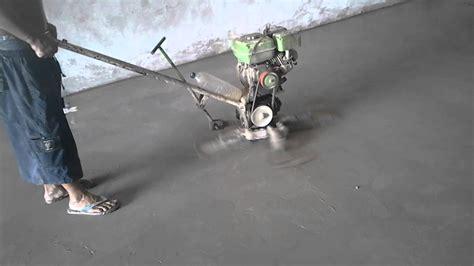 Mesin Cor mesin penghalus lantai beton cor