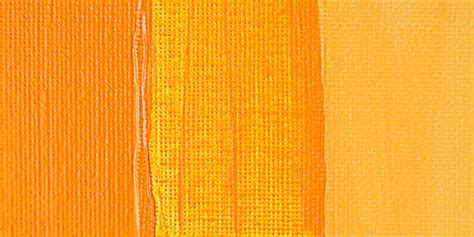 warm yellow 00709 4426 chromacryl students acrylics blick materials
