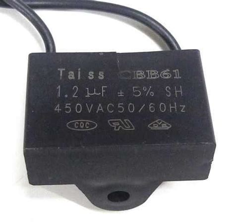 capacitor type ac ceiling fan has cbb61 1 2uf ac 450v capacitor motor end 2 11 2018 11 15 pm