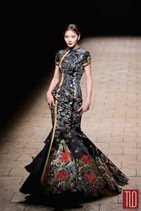 china fashion week 2015 zhang zhifeng tom lorenzo