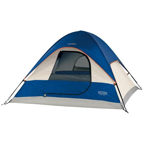Camping Tent Awning Wenzel 174 Ridgeline Sport Dome 3 Person Tent 201479