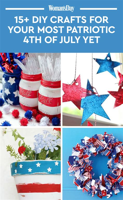 easy fourth of july crafts for 19 easy 4th of july crafts diy ideas patriotic