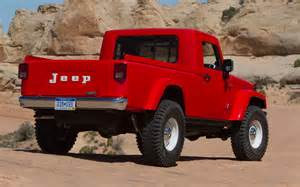 Jeep Truck 2016 Jeep Gladiator 2015 2016 Image The Knownledge