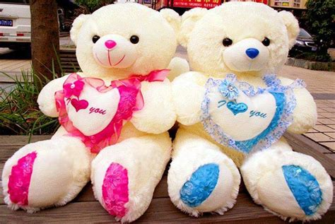wallpaper of couple teddy bear lovely and beautiful teddy bear wallpapers allfreshwallpaper