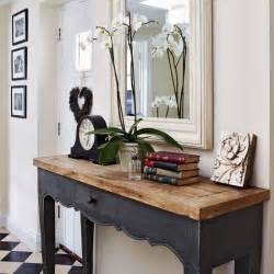 Home Entrance Table Rustic Console Table Take A Tour Around A Period Style Cottage Photo Gallery Housetohome