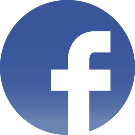 facebook icon facebook icon basic round social iconset s icons