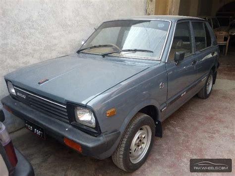 Suzuki Fx Specifications Suzuki Fx 1988 For Sale In Multan Pakwheels