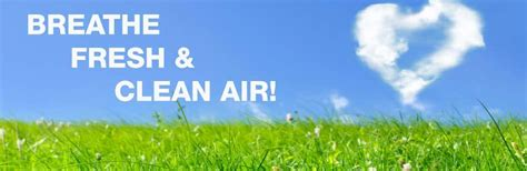 Clenair Air Cleaner we deserve clean air communicating health science and