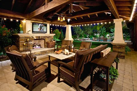 houzz backyard patio outdoor rooms patio covers
