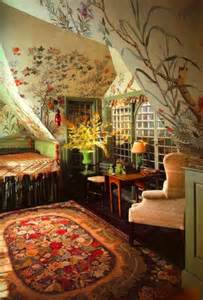 bedroom murals boho decor bliss bright gypsy color hippie bohemian mixed pattern home decorating ideas