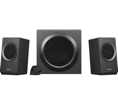 Speaker Komputer logitech z337 2 1 wireless pc speakers black deals pc world