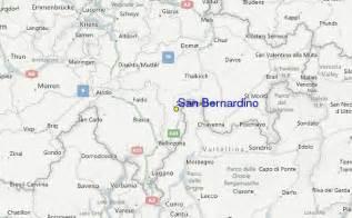 san bernardino ski resort guide location map san