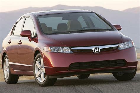 2007 honda civic sedan specs 2007 honda civic reviews specs and prices cars