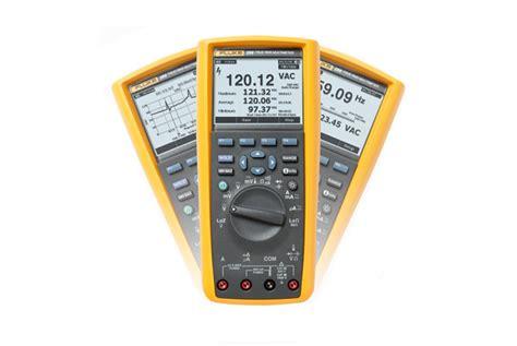 Multimeter Fluke 289 true rms ac voltage and current logging multimeter fluke 289