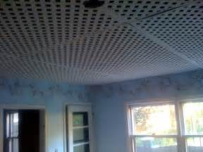 lattice ceiling for unfinished basement for the home