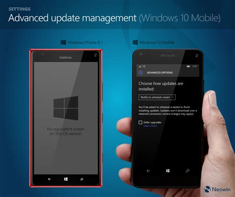 windows 10 win10 wp8 windows phone wp8 in pictures comparing windows phone 8 1 and windows 10