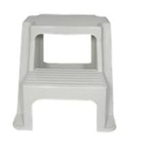 Plastic Step Stools by Heavy Duty Step Stool 2 Step Plastic Bunnings Warehouse