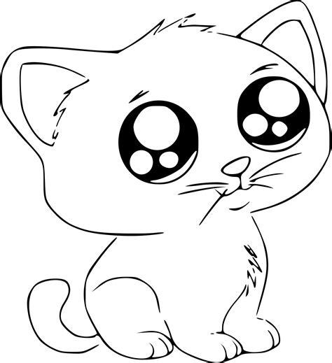 coloriage de chaton a imprimer az coloriage chats a colorier imprimer