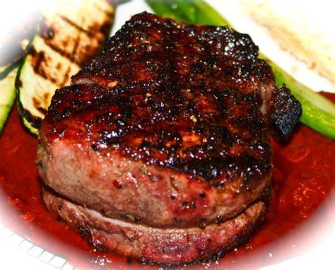 Attractive Grilling Filet Mignon #1: Grilled-Filet-Mignon-demi-12-14.jpg