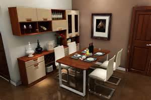 small dining room interior design image