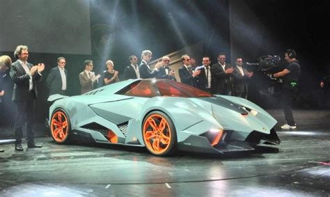 the selfish one seater from lamborghini2luxury2