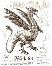 basilisk artstain deviantart