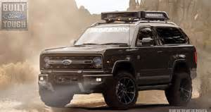Ford Bronco News Is This What The New Ford Bronco Will Look Like