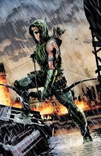 Green arrow 17 courtesy dc comics