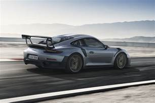 Porsche Gt1 Rs 2018 Porsche 911 Gt2 Rs Revealed At Goodwood Automobile