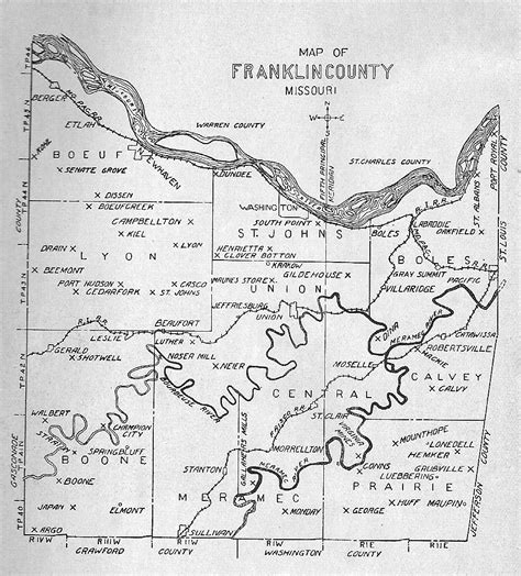 a history of st and franklin counties new york from the earliest period to the present time classic reprint books click map from kiel s 1925 history to enlarge