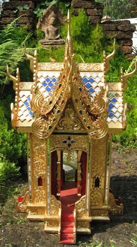 spirit house nongnit s treasures thai spirit houses