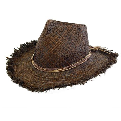 western straw cowboy hats for men mens womens western fancy dress stetson style unisex straw