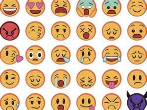 imagenes de caritas deemojis plastilina de colores cultura digital los emoji