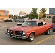 Last GTO  1974 Pontiac The Year Of Production