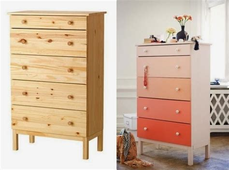 Peindre Une Commode Ikea by Customiser La Commode Tarva Ikea Joli Place