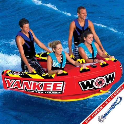 boat towables canada yankee limo water towables boat sports canada
