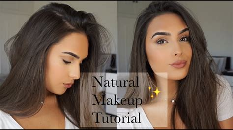 natural makeup tutorial drugstore natural everyday makeup tutorial drugstore youtube