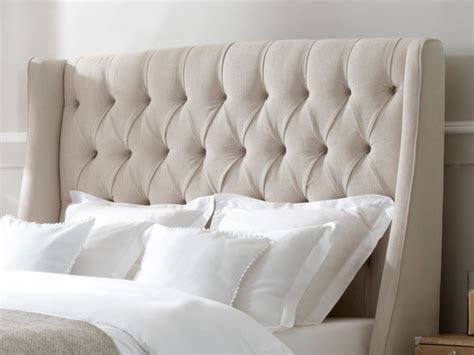 King Size Headboard Austen King Size Headboard Traditional Headboards By