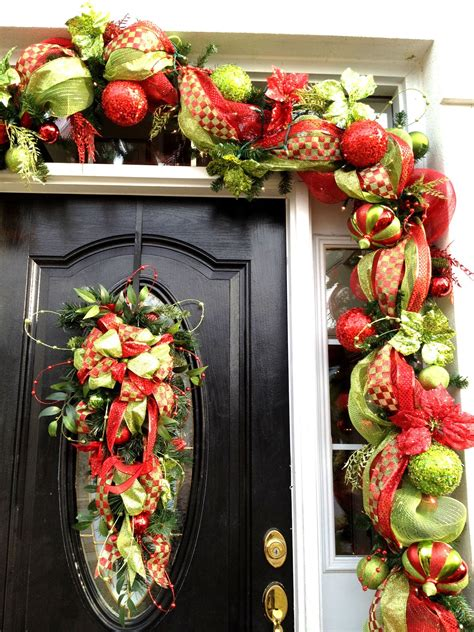 amazing wreath christmas decoration ideas